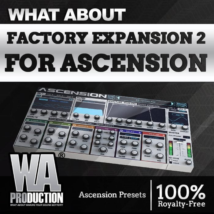 WA Production Factory Expansion 2 for Ascension