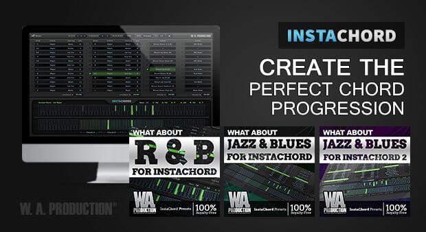WA Production InstaChord Expansions Bundle