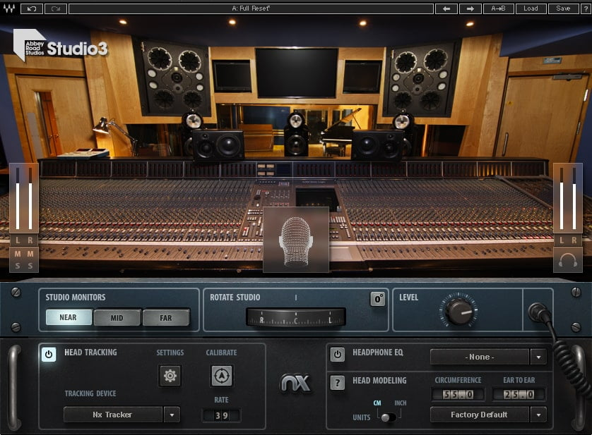 Waves Audio Abbey Road Studio 3