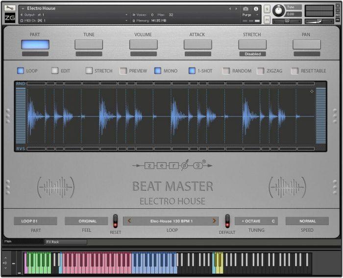 Zero G Beat Master
