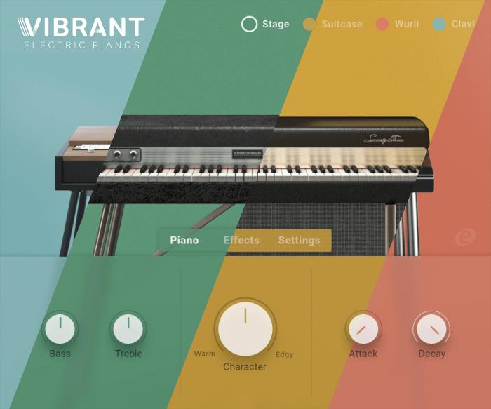 e instruments Vibrant