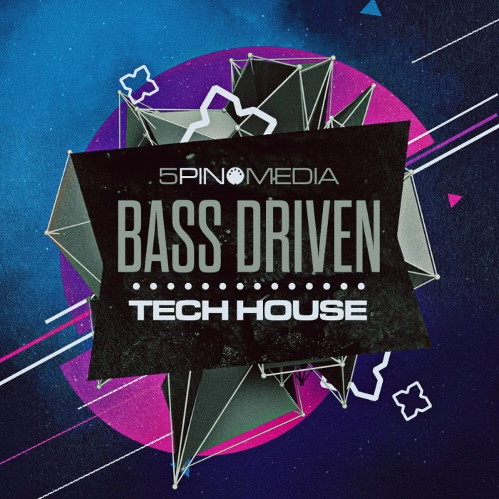 5Pin Media Bass Driven Tech House