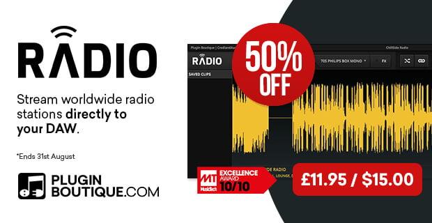 Plugin Boutique Radio