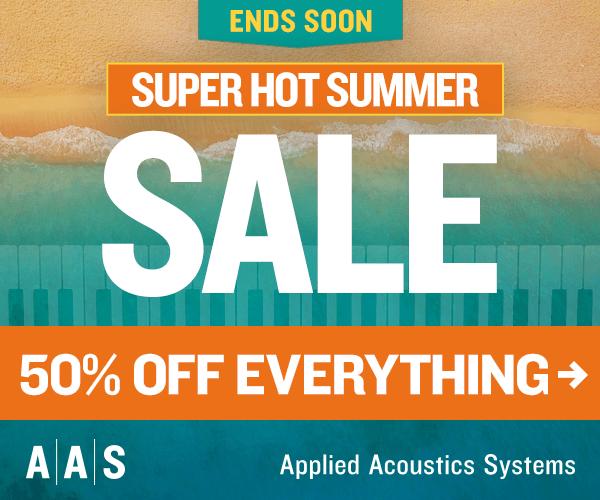 AAS Super Hot Summer Sale Extended