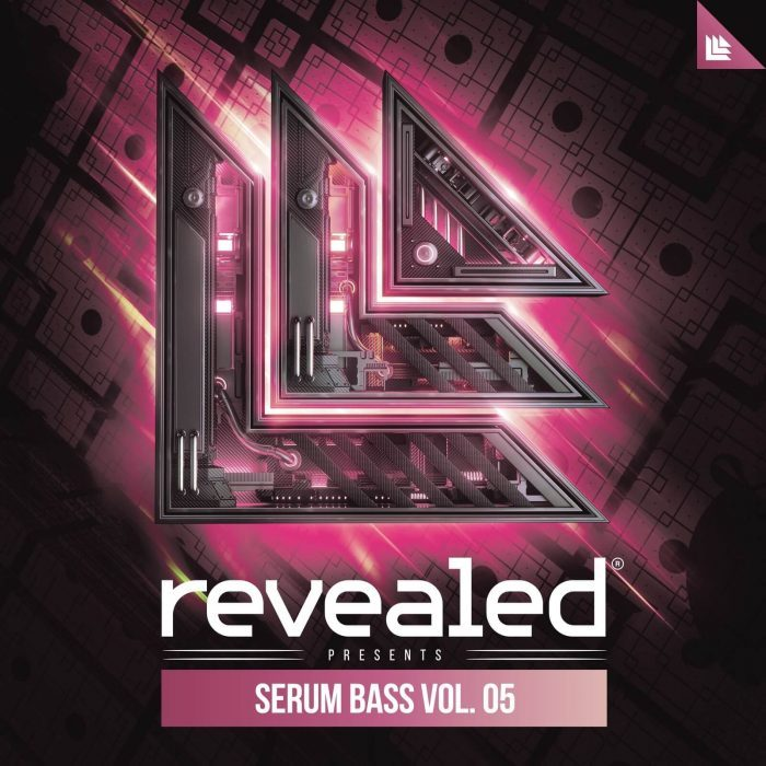 Alonso Sound Revealed Serum Bass Vol 5