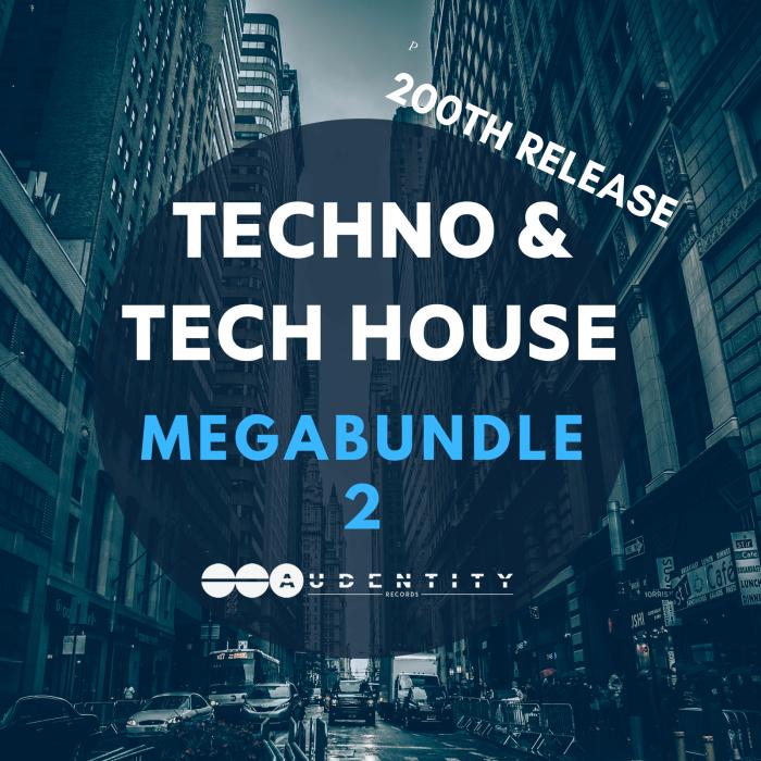 Audentity Records Techno Tech House Mega Bundle 2