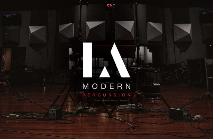 Audio Ollie LA Modern Percussion