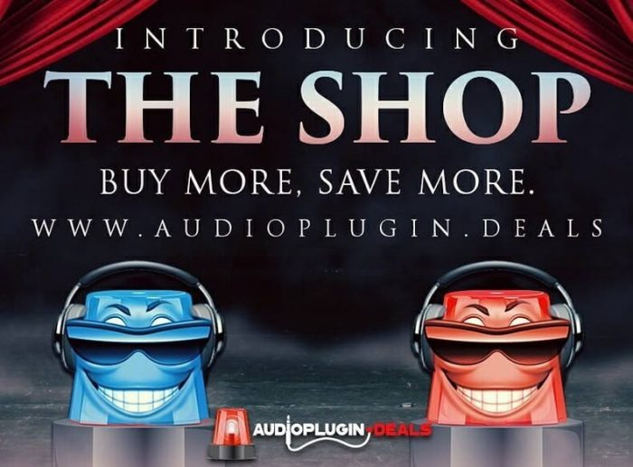 Audio Plugin Deals Shop