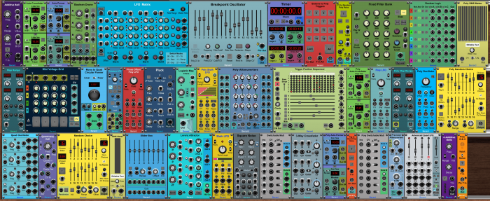 Benard Audio Mega Bundle Vol 2 for Voltage Modular