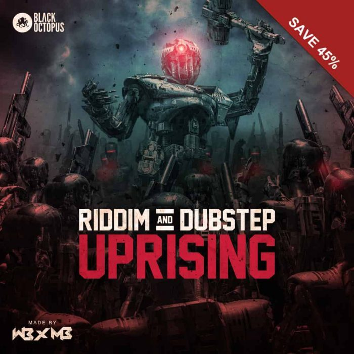 Black Octopus WB x MB Riddim and Dubstep Uprising
