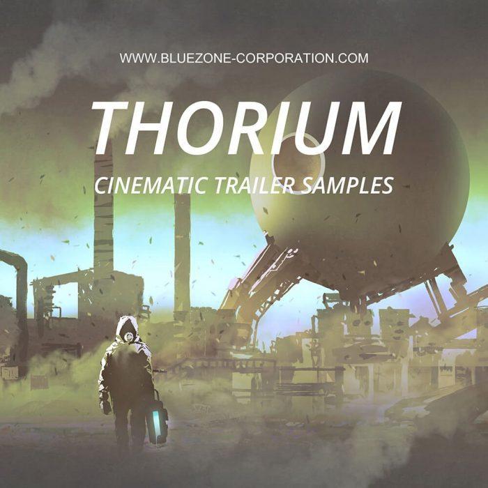 Bluezone Thorium Cinematic Trailer Samples