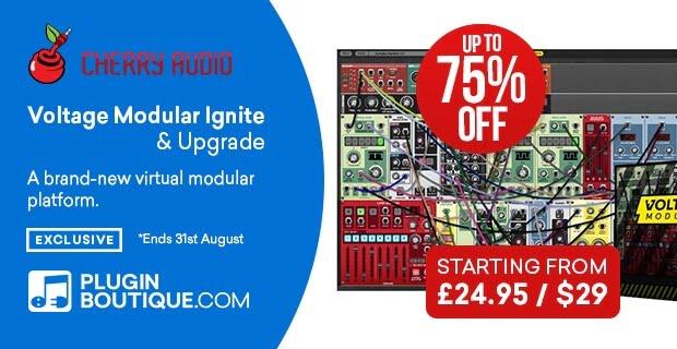 Cherry Audio Voltage Modular Ignite Sale