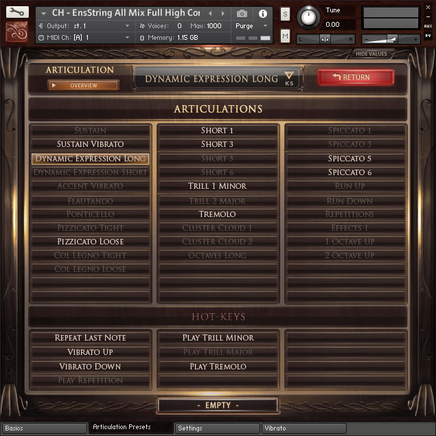 Chris Hein Strings Compact GUI 4