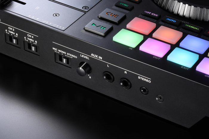 DJ707M front b