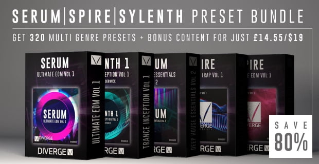 Diverge Synthesis Presets Bundle