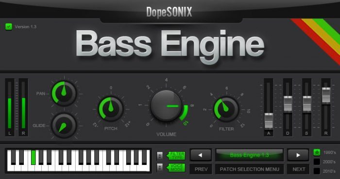 DopeSONIX Bass Engine 1.3