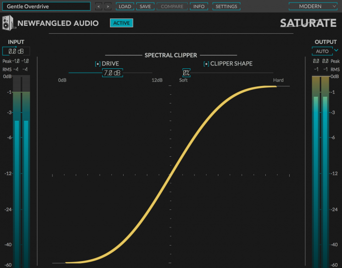 Eventide Newfangled Audio Saturate