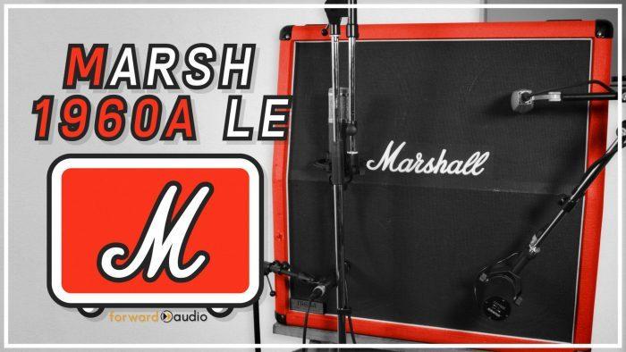 Forward Audio faIR Marsh 1960A LE