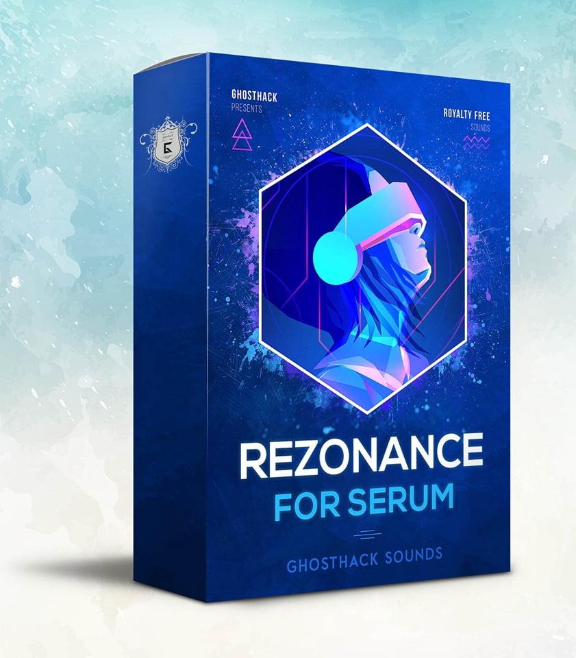 Ghosthack releases Riddim Revolution 2, Rezonance for Serum