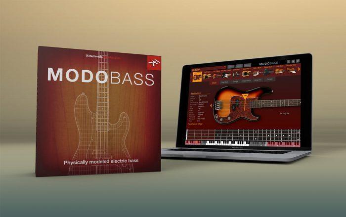 IK Multimedia Modo Month 33% OFF Modo Bass