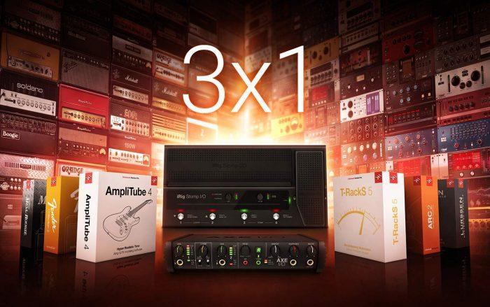 IK Multimedia Pick & Mix Group Buy