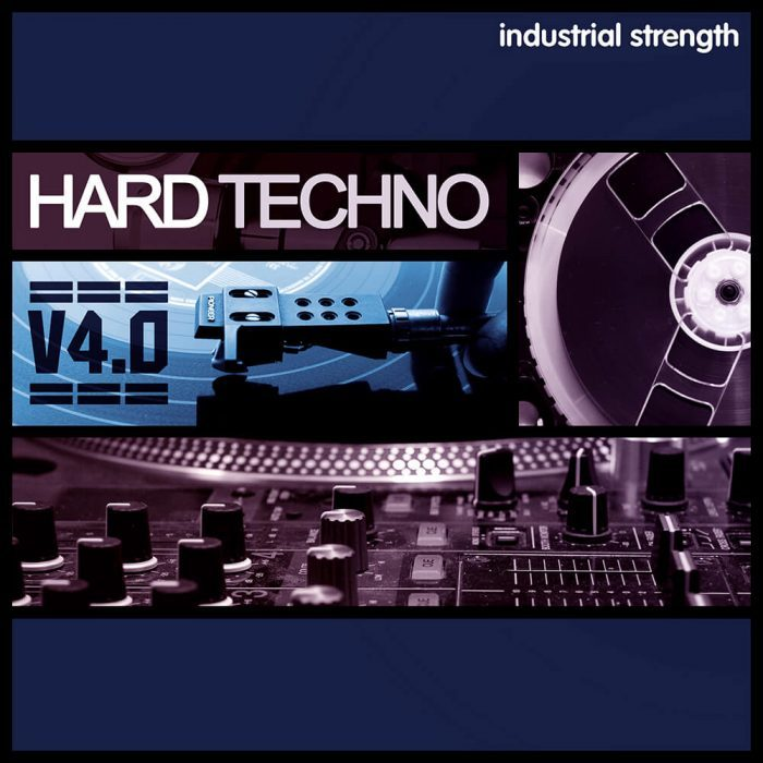 Industrial Strength Hard Techno 4