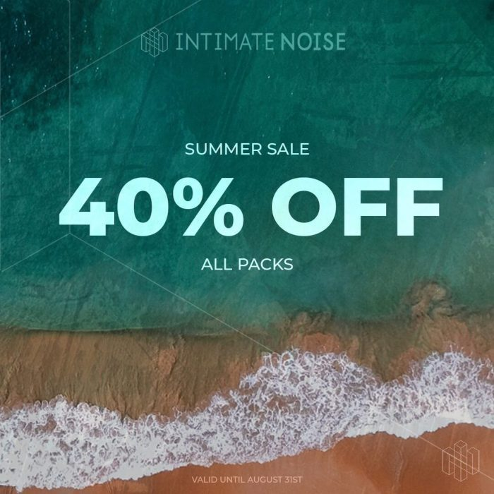 Initimate Noise Summer Sale