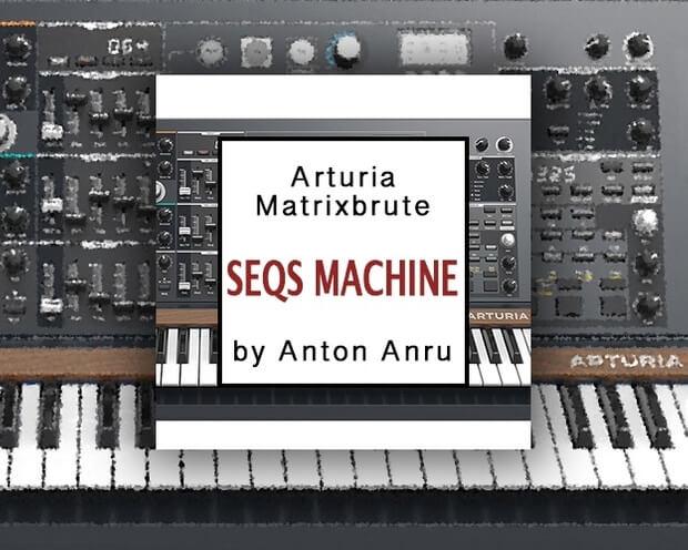 LFO Store MatrixBrute SEQS Machine