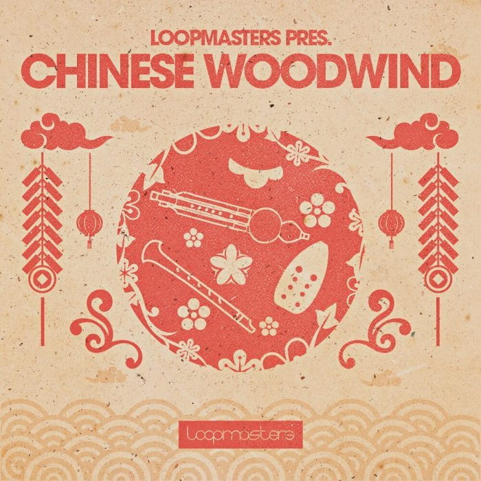 Loopmasters Chinese Woodwind
