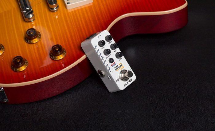 MOOER Tone Capture GTR Micro Pedal