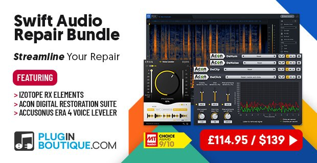 PIB Swift Audio Repair Bundle