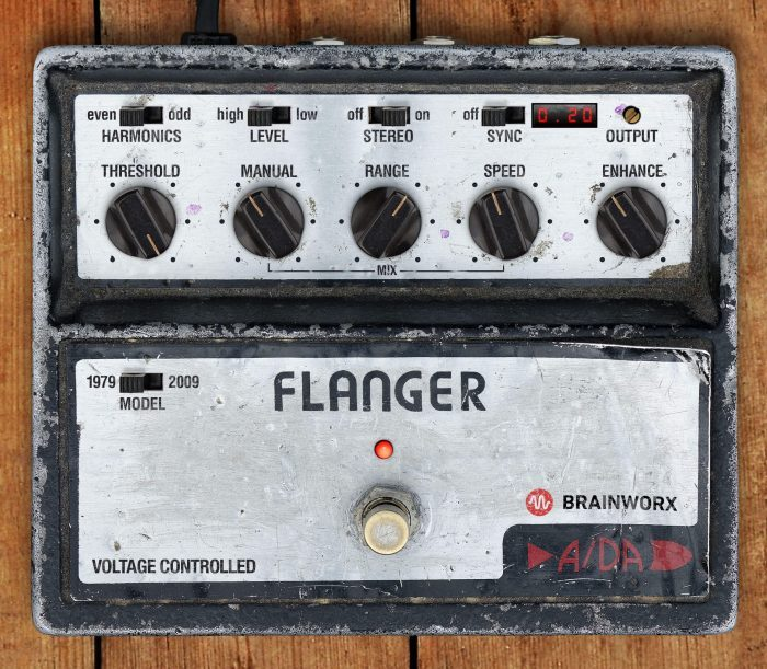 Plugin Alliance ADA Flanger 1979