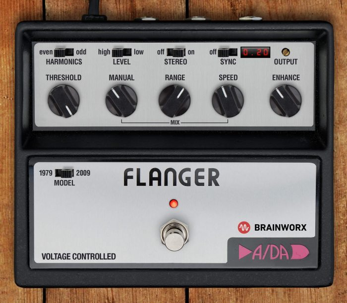 Plugin Alliance ADA Flanger 2009