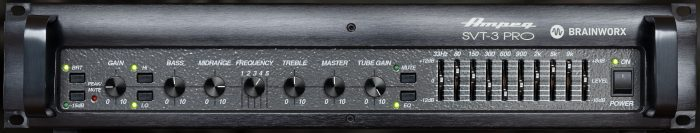 Plugin Alliance Ampeg SVT-3 PRO