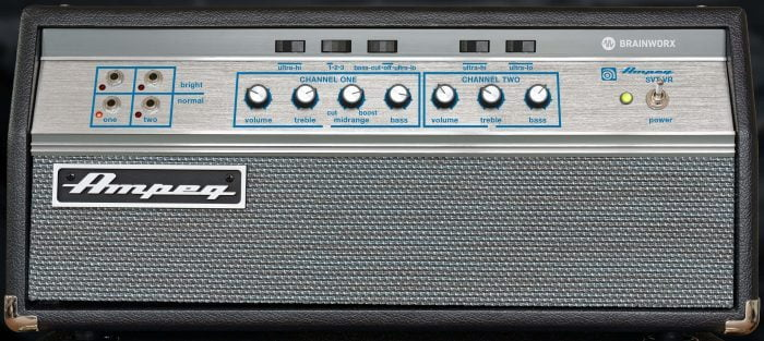 Plugin Alliance Ampeg SVT-VR Amp