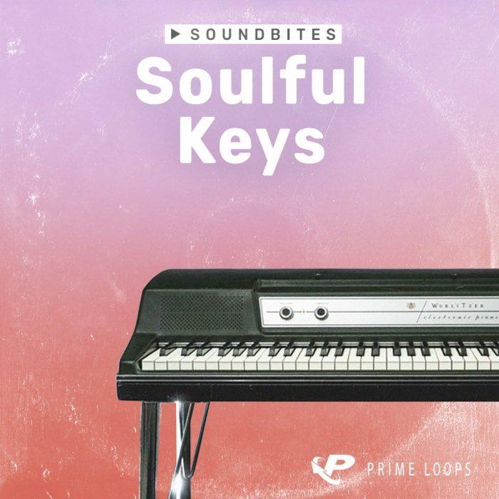 Prime Loops Soulful Keys