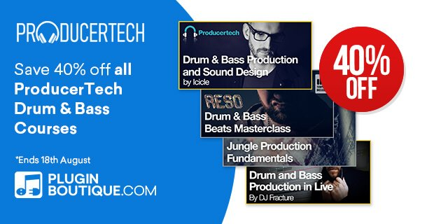 Producertech Drum Bass Sale