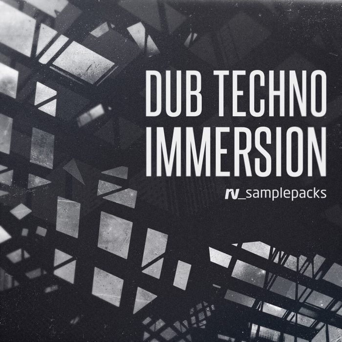RV Samplepacks Dub Techno Immersion