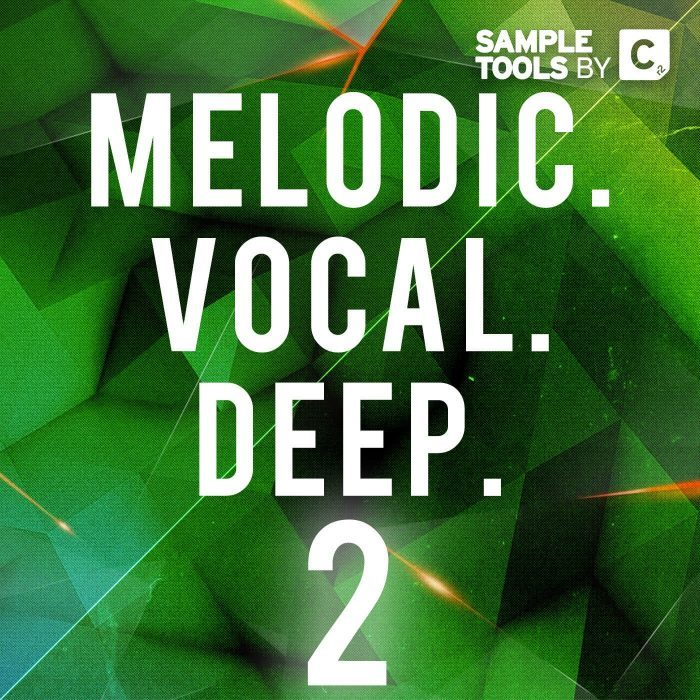 Sample Tools by Cr2 Melodic Vocal Deep 2