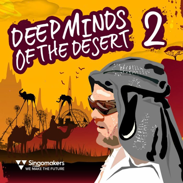 Singomakers Deep Minds of the Desert 2
