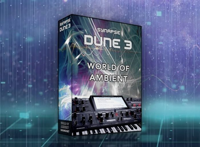 Synapse Audio Dune 3 World of Ambient