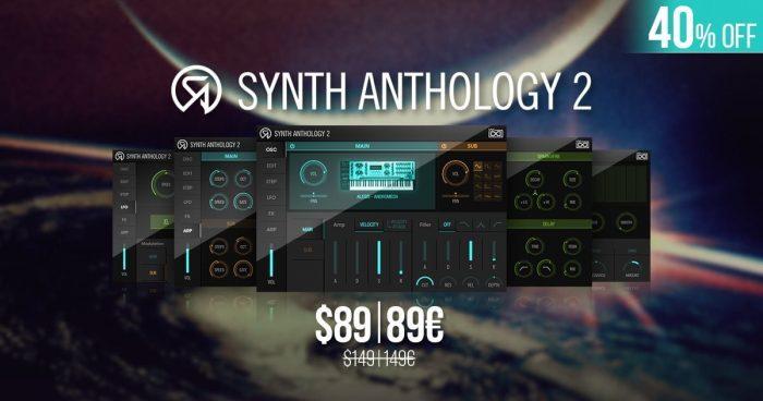 UVI Synth Anthology 2 sale