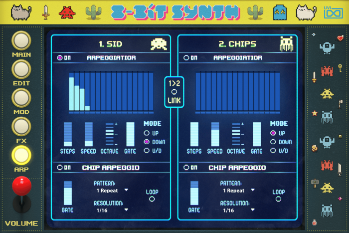 UVI Toy Suite 8 Bit Synth