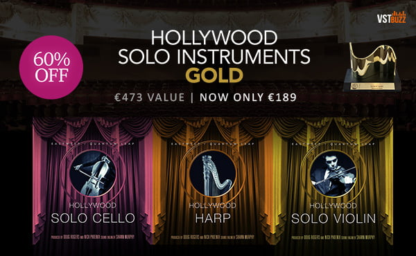 VST Buzz EastWest Hollywood Solo Instruments Gold