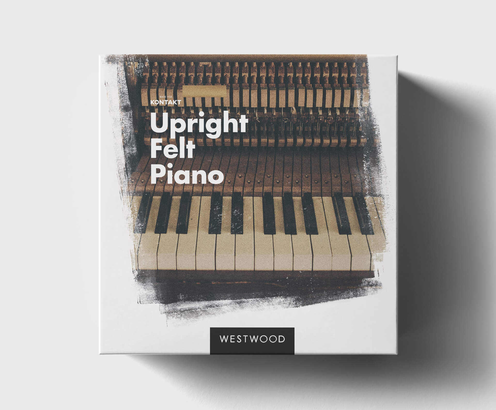 Westwood Upright Felt Piano, free Kontakt instrument with