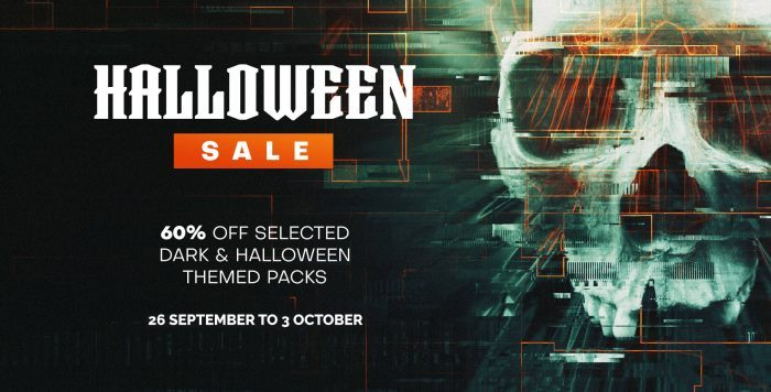 ADSR Sounds Halloween Sale