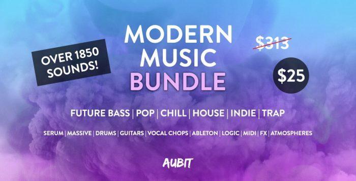 Aubit Modern Music Bundle