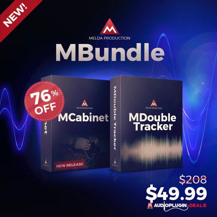 Audio Plugin Deals Meldaproduction MBundle