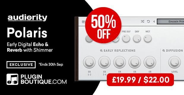 Audiority Polaris Sale 50% OFF