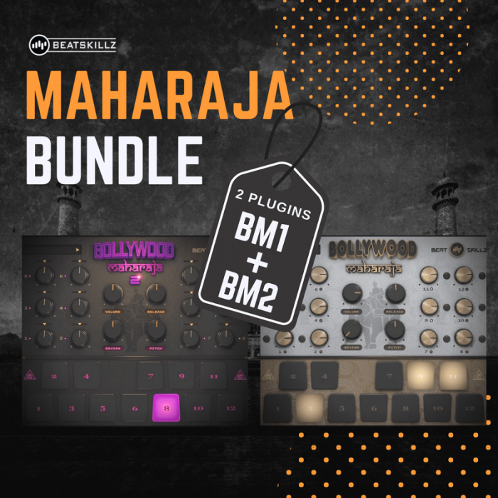 BeatSkillz Maharaja Bundle